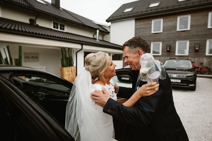 Wedding in Oslo by Korikfotografi - 025