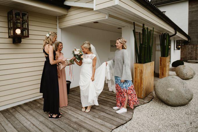 Wedding in Oslo by Korikfotografi - 026