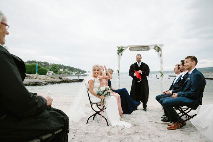 Wedding in Oslo by Korikfotografi - 031