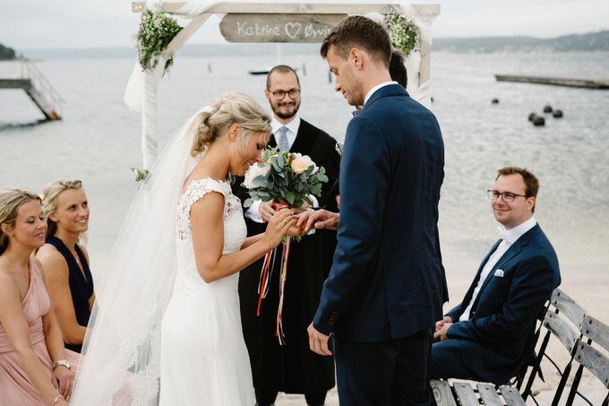 Wedding in Oslo by Korikfotografi - 036