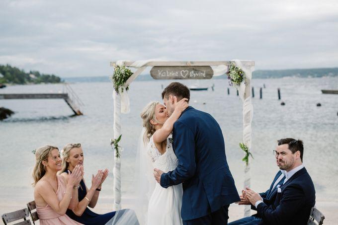 Wedding in Oslo by Korikfotografi - 038