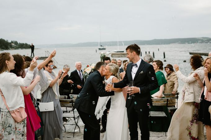 Wedding in Oslo by Korikfotografi - 040