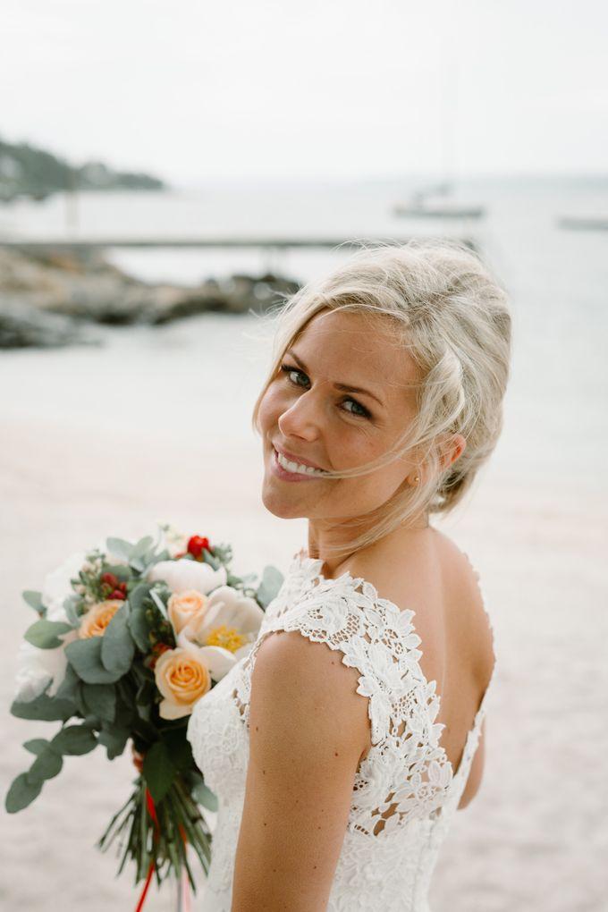 Wedding in Oslo by Korikfotografi - 043