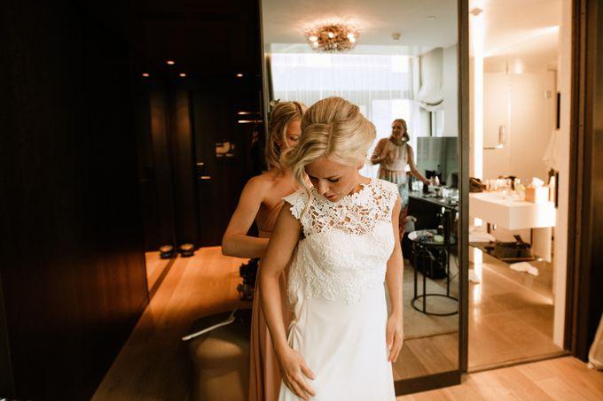 Wedding in Oslo by Korikfotografi - 011