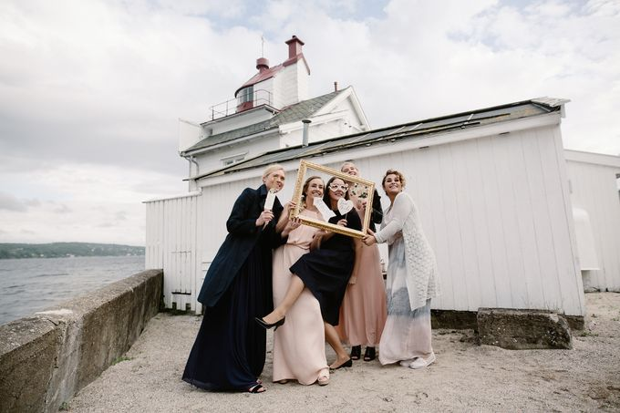 Wedding in Oslo by Korikfotografi - 045