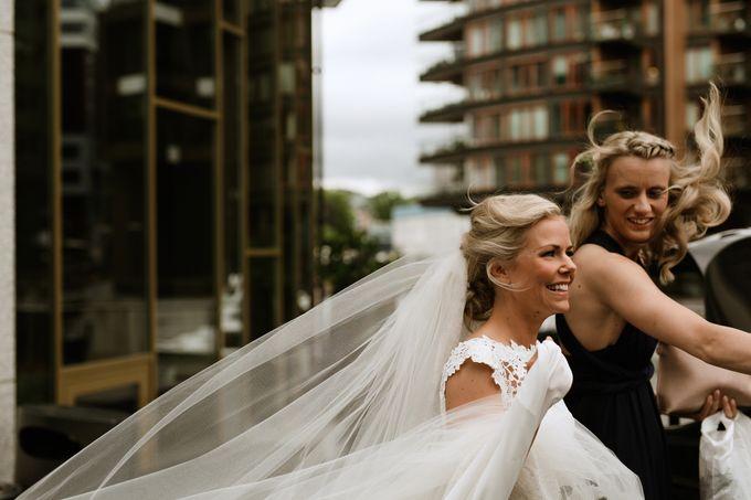 Wedding in Oslo by Korikfotografi - 016