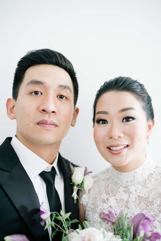 Korin and Dandy Wedding Day by Priscilla Myrna - 002