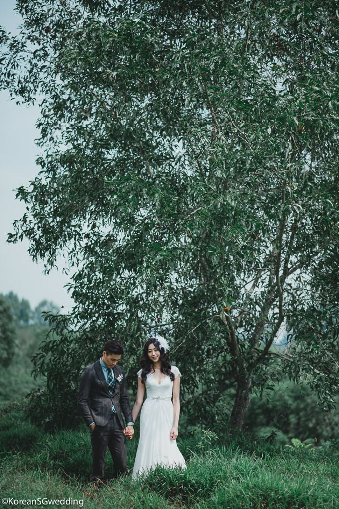 Couple Pre-wedding by Eric Oh  Korean Photographer - 002