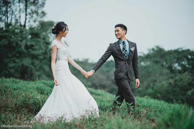 Couple Pre-wedding by Eric Oh  Korean Photographer - 005