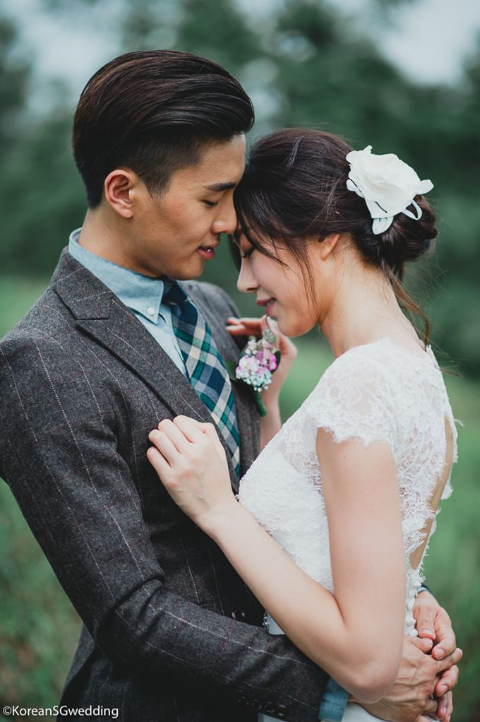 Couple Pre-wedding by Eric Oh  Korean Photographer - 001
