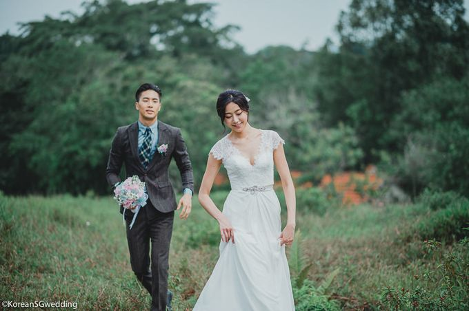 Couple Pre-wedding by Eric Oh  Korean Photographer - 007
