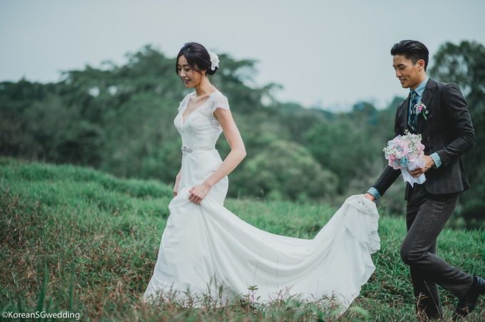 Couple Pre-wedding by Eric Oh  Korean Photographer - 009