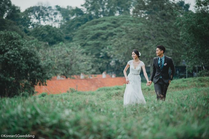 Couple Pre-wedding by Eric Oh  Korean Photographer - 010