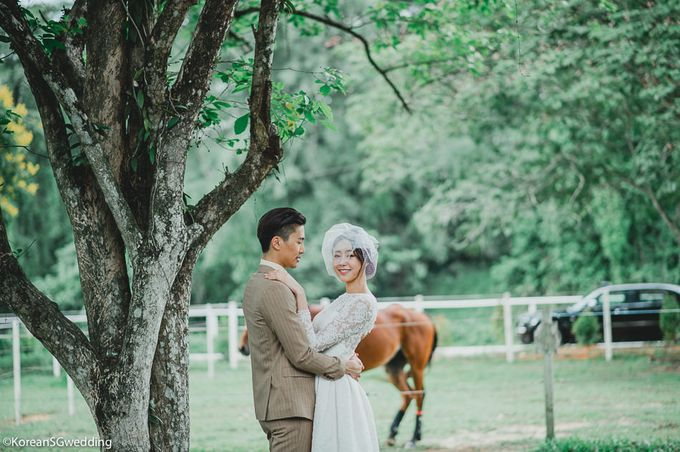 Couple Pre-wedding by Eric Oh  Korean Photographer - 013