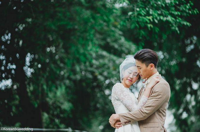 Couple Pre-wedding by Eric Oh  Korean Photographer - 016