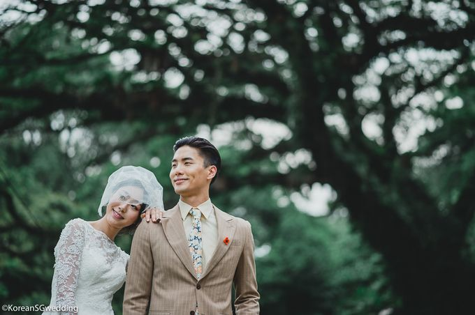 Couple Pre-wedding by Eric Oh  Korean Photographer - 017