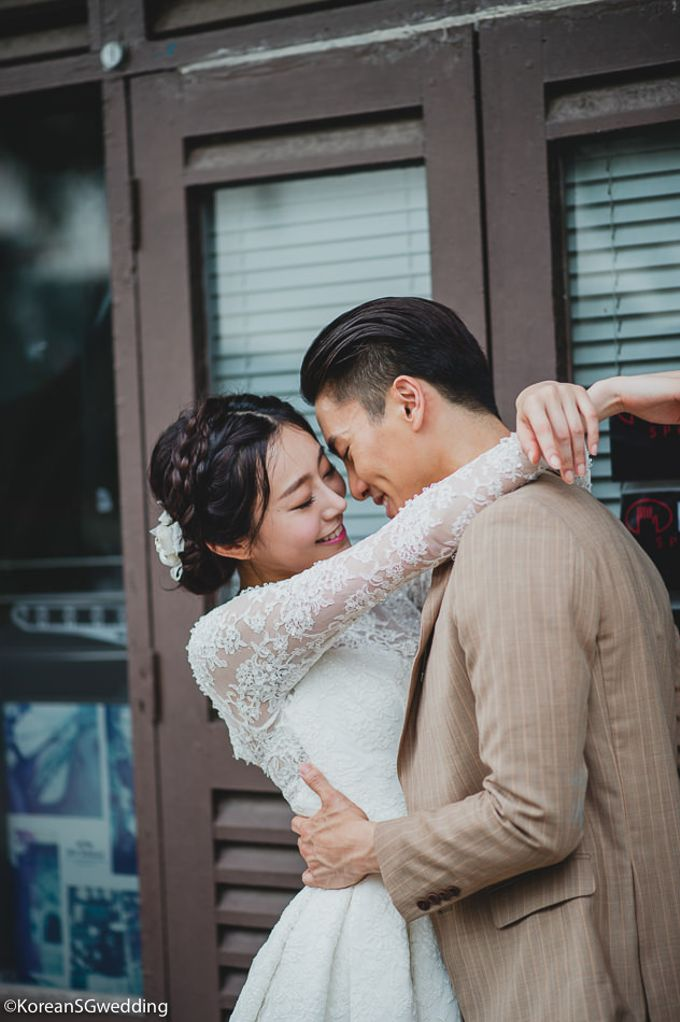 Couple Pre-wedding by Eric Oh  Korean Photographer - 019