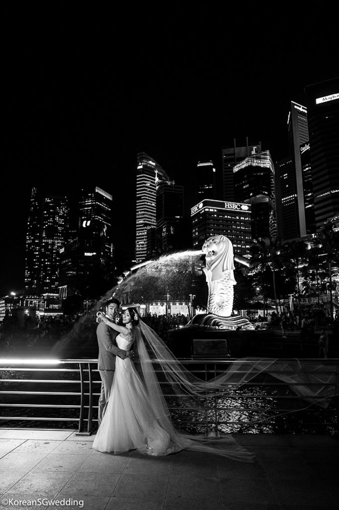 Couple Pre-wedding by Eric Oh  Korean Photographer - 029