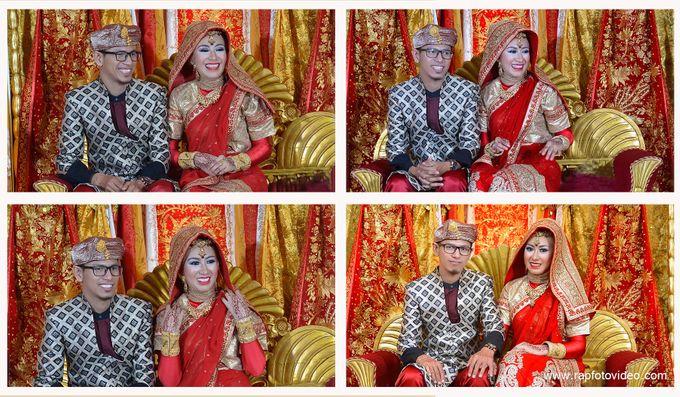 ANDRI dan DILA Kota Padang Panjang by RAP Wedding - 009