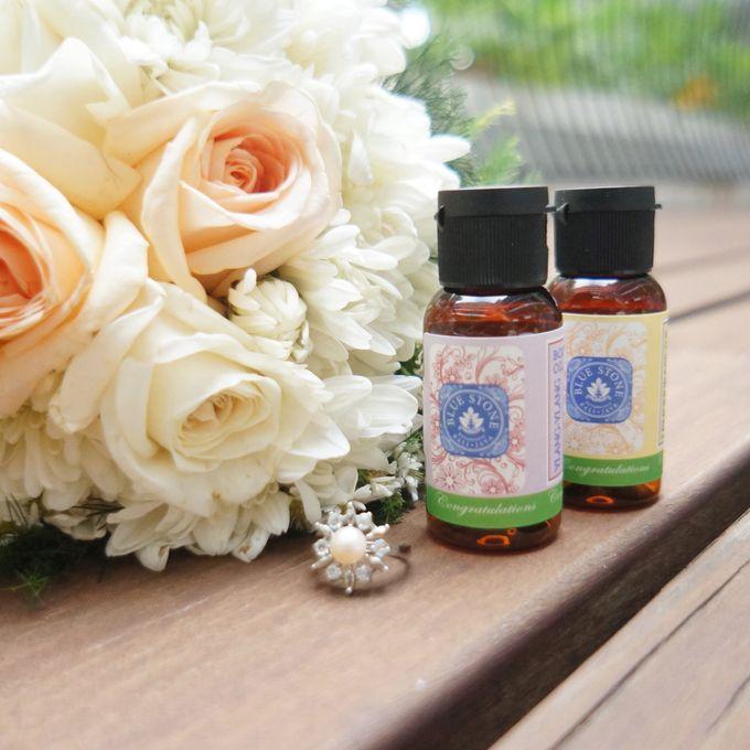 Blue Stone Wedding Gifts by Blue Stone Botanicals - 005