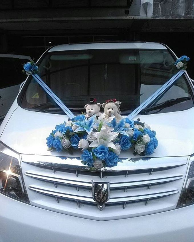 Wedding Car BK Rent Car by BKRENTCAR - 004