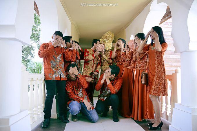 Niko + Lisa Kota Bukittinggi by RAP Wedding - 018