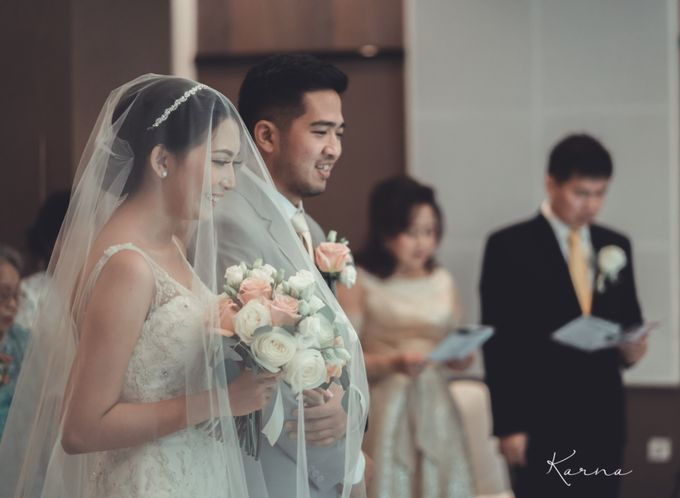 Wedding Kevin & Margaretha by Priceless Wedding Planner & Organizer - 001