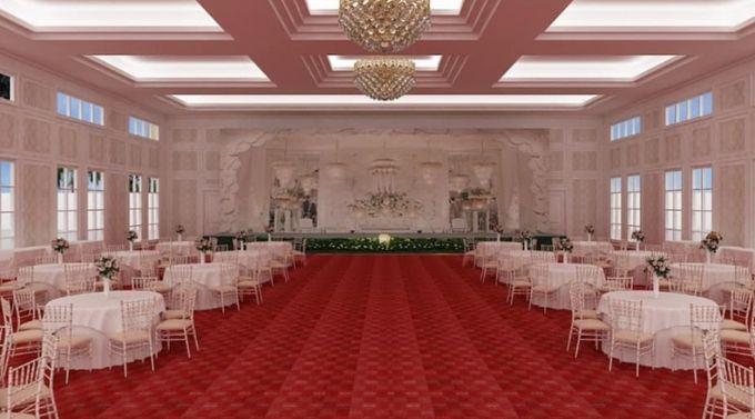 New Ballroom Graha Angkasa Pura 1 Kranji Bekasi by Gedung Serbaguna Graha Angkasa Pura  Kranji Bekasi - 001