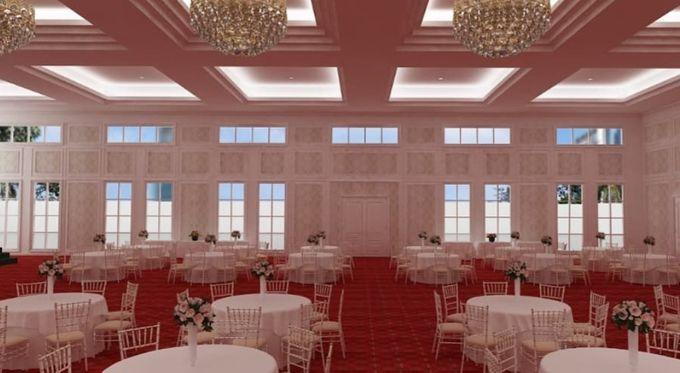 New Ballroom Graha Angkasa Pura 1 Kranji Bekasi by Gedung Serbaguna Graha Angkasa Pura  Kranji Bekasi - 002
