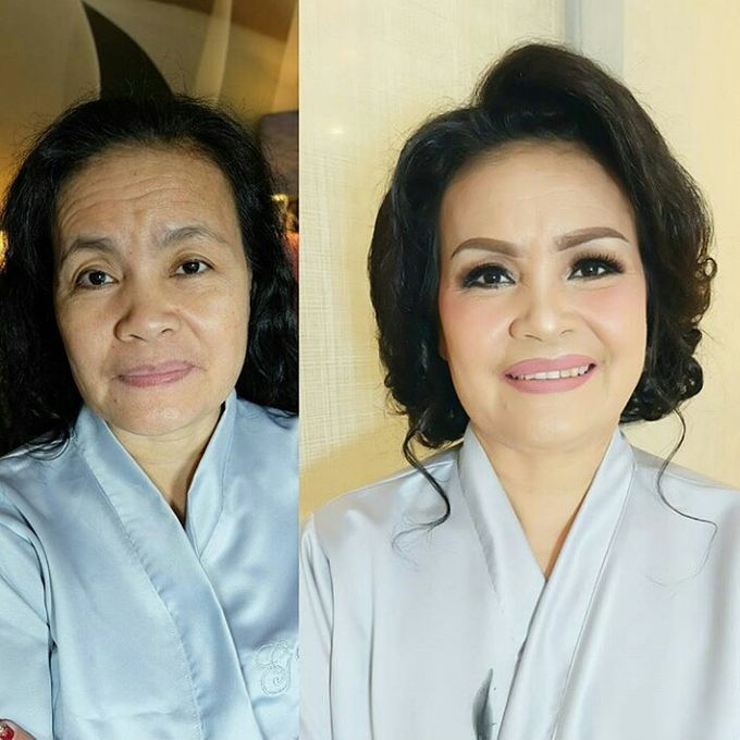 Hairdo Mom Bride by Makeup And Hairdo By iis - 001