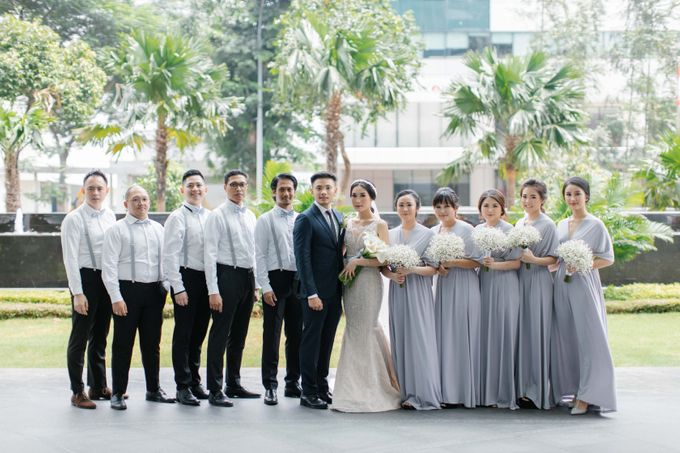 The Wedding Of Sandhy & Sylvani by de_Puzzle Event Management - 016