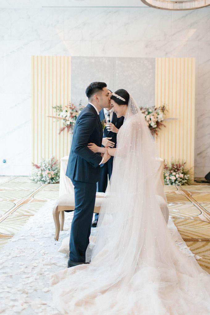 The Wedding Of Sandhy & Sylvani by de_Puzzle Event Management - 001