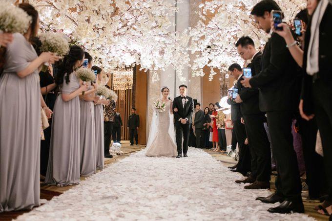 The Wedding Of Sandhy & Sylvani by de_Puzzle Event Management - 020