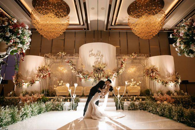 The Wedding Of Sandhy & Sylvani by de_Puzzle Event Management - 002