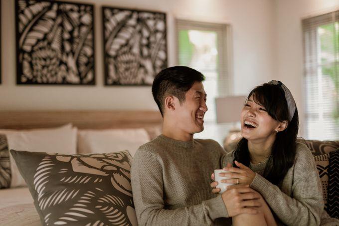 Kristi & Yonathan Prewedding by AKSA Creative - 014