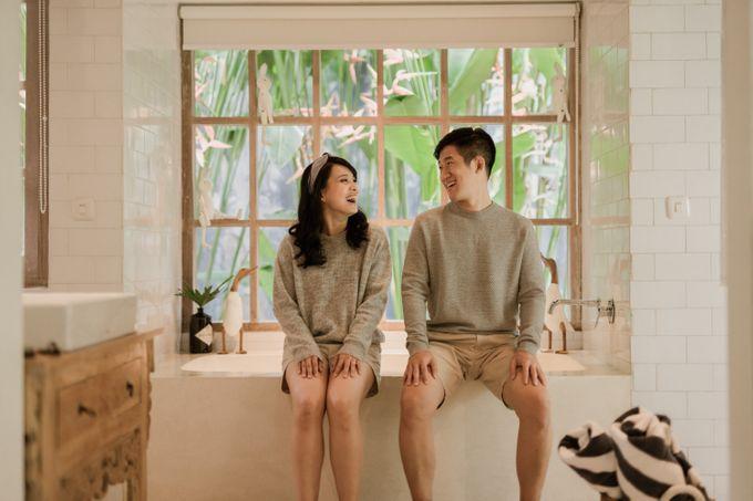 Kristi & Yonathan Prewedding by AKSA Creative - 015