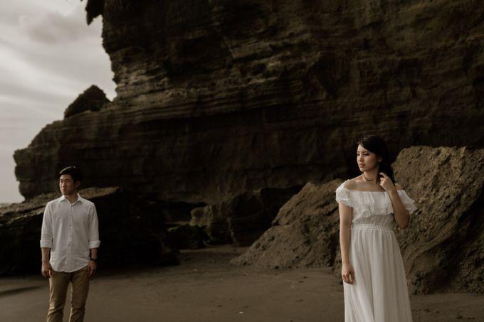 Kristi & Yonathan Prewedding by AKSA Creative - 017