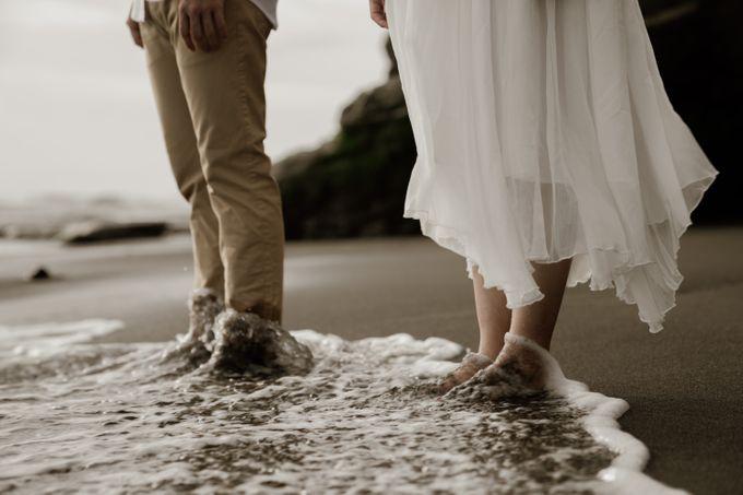 Kristi & Yonathan Prewedding by AKSA Creative - 018