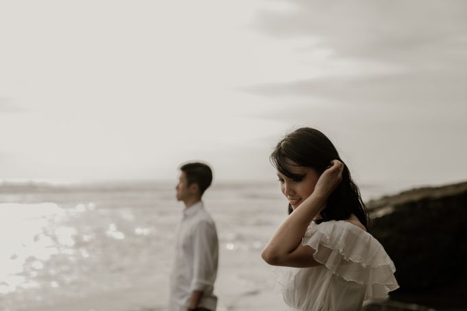 Kristi & Yonathan Prewedding by AKSA Creative - 019