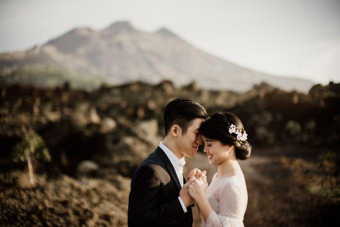 Kristi & Yonathan Prewedding by AKSA Creative - 021