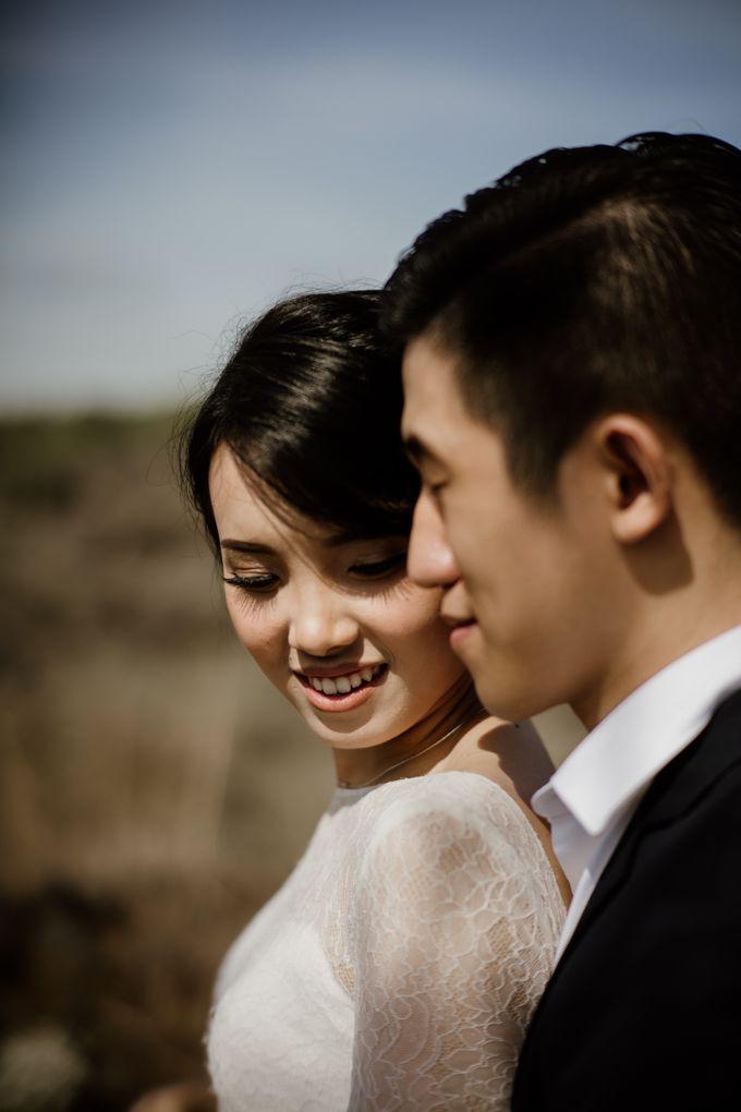 Kristi & Yonathan Prewedding by AKSA Creative - 036