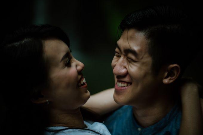 Kristi & Yonathan Prewedding by AKSA Creative - 042