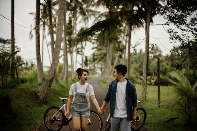 Kristi & Yonathan Prewedding by AKSA Creative - 044