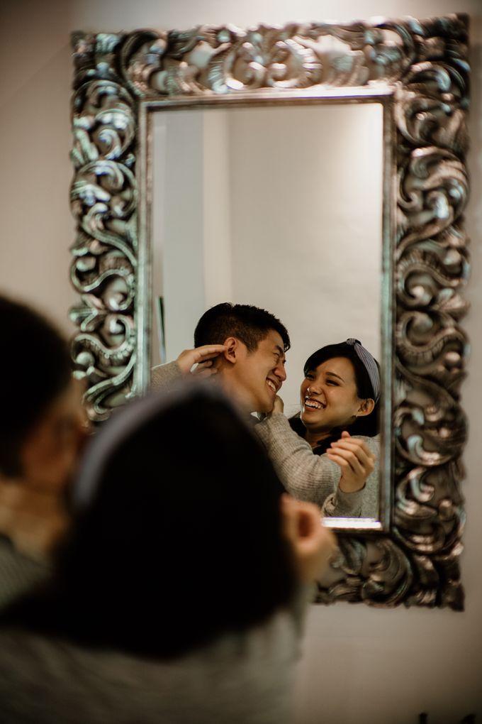 Kristi & Yonathan Prewedding by AKSA Creative - 045