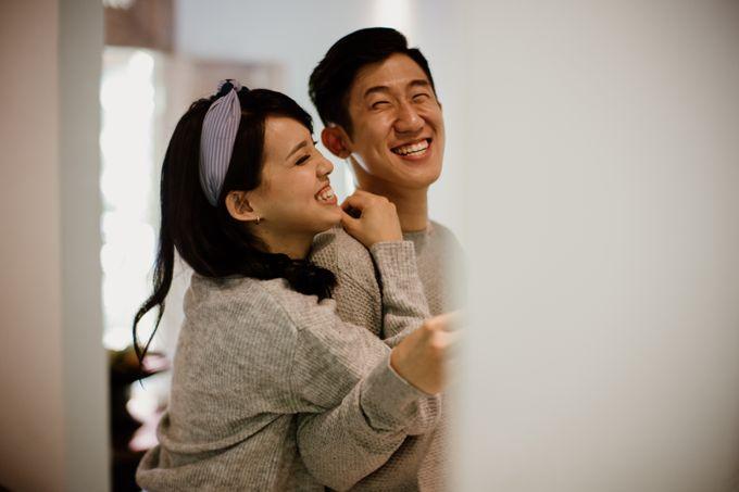 Kristi & Yonathan Prewedding by AKSA Creative - 046
