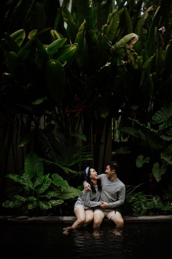 Kristi & Yonathan Prewedding by AKSA Creative - 047
