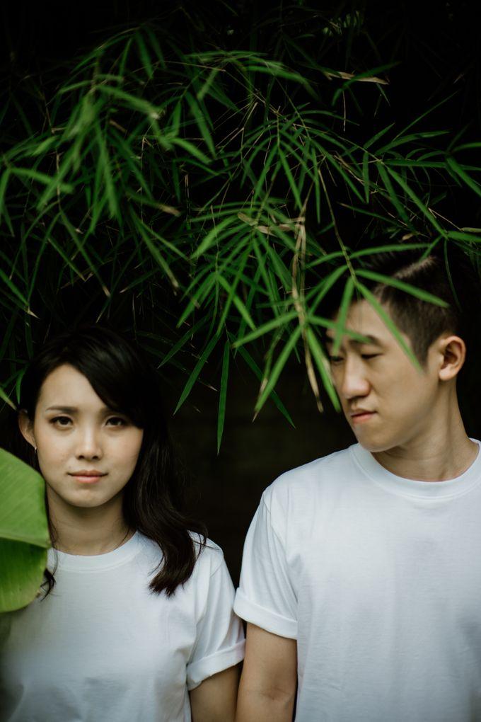 Kristi & Yonathan Prewedding by AKSA Creative - 048