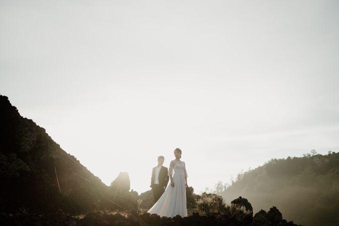Kristi & Yonathan Prewedding by AKSA Creative - 049