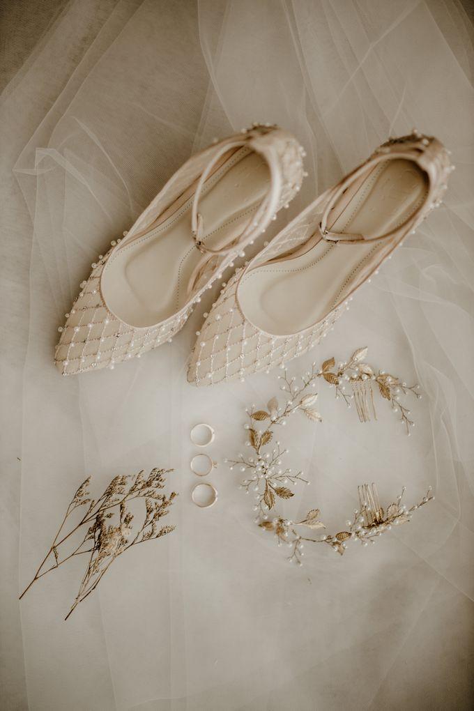 Kristi & Yonathan Wedding by AKSA Creative - 001