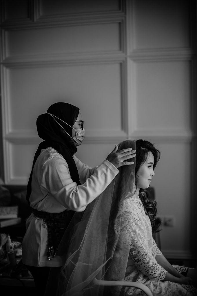Kristi & Yonathan Wedding by AKSA Creative - 005